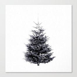 Alternative Christmas Tree Canvas Print