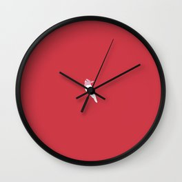 Galah Wall Clock