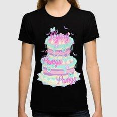 Kyary Pamyu Pamyu 5 T-shirt Womens Fitted Tee Black SMALL