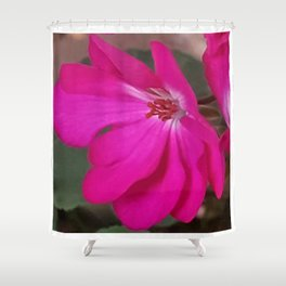Just Bloom Shower Curtain