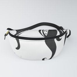 Tentacles Fanny Pack