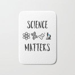 Science Matters Bath Mat