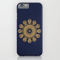 Wooden Flower Slim Case iPhone 6s