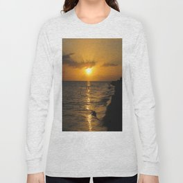 Hide and Seek Sunset Long Sleeve T-shirt