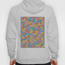 I Love Memphis Patterns Hoody