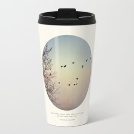 Caged Birds Travel Mug