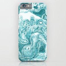 Creatures under Lamppost iPhone 6s Slim Case