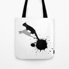 Inkcat2 Tote Bag