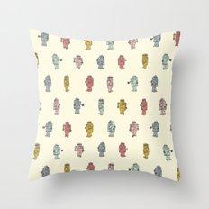 Robotics Throw Pillow