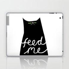 feed me Laptop & iPad Skin