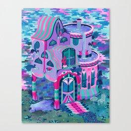Bertram's House Canvas Print