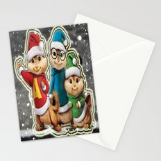 THE CUTEST SANTA Stationery Cards