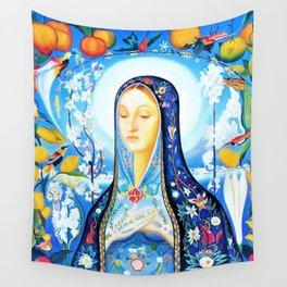 The virgin - Digital Remastered Edition Wall Tapestry