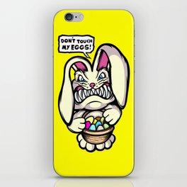 Beaster Bunny iPhone Skin