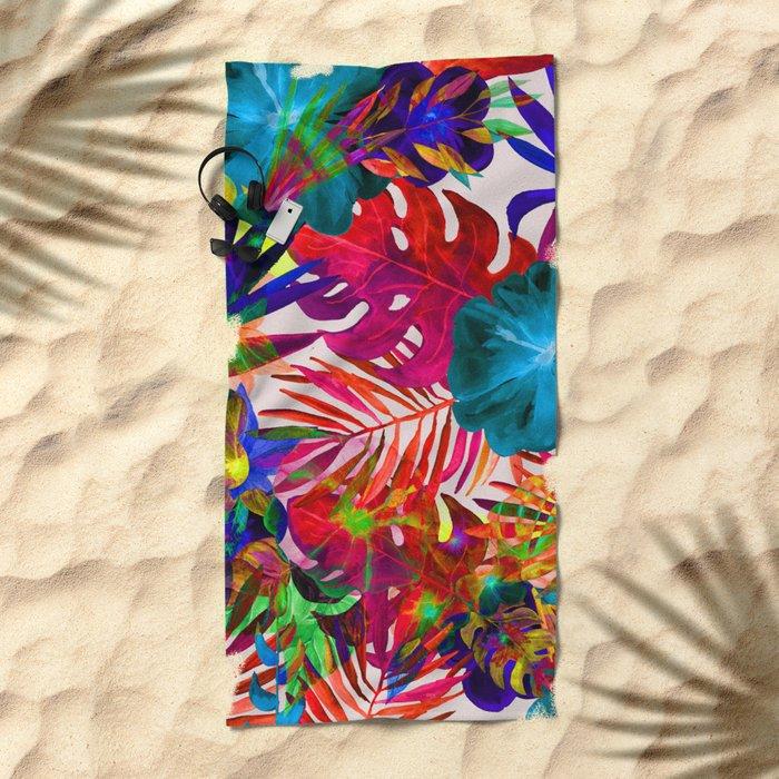 Tropicana i Beach Towel