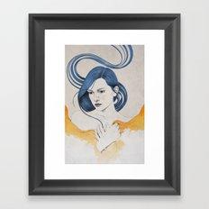 399 Framed Art Print