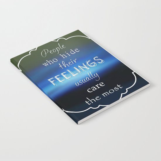 Feelings Notebook