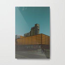 Hopper Metal Print