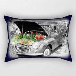 Minor Florist Rectangular Pillow