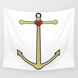 Anchor ♡ Wall Tapestry