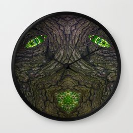Darkwood Watches Wall Clock