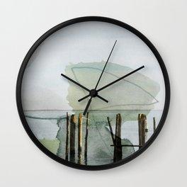 A Lido Wall Clock