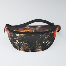 wire haired dachshund dog ws Fanny Pack