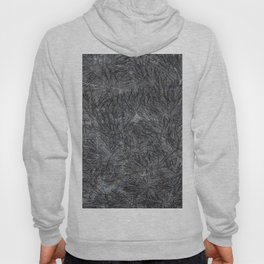 Black Cement and Grass Hoody