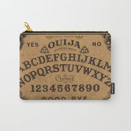 Charmed Ouija Board Carry-All Pouch
