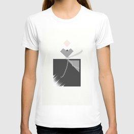 """ Flacon Noir "" T-shirt"