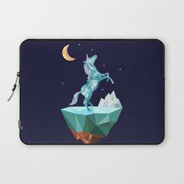 unicorn in the universe Laptop Sleeve