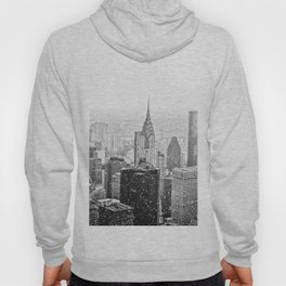 NYC Skyline Hoody