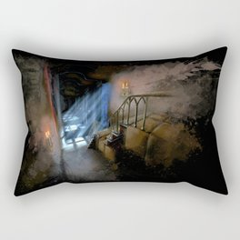 Castlevania: Vampire Variations- Hall Rectangular Pillow
