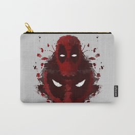 Dead Ink Blot Carry-All Pouch