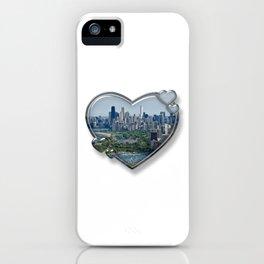 I Love Chicago iPhone Case