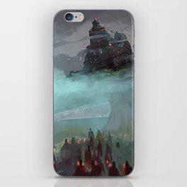 Temple iPhone Skin