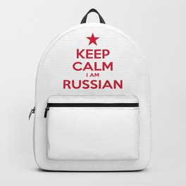RUSSIA Backpack
