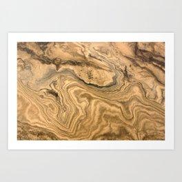 Sand [2] Art Print