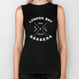 Barber Shop : Lunada Bay Barbers Biker Tank