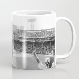 Red Sox Win Coffee Mug