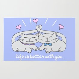 Better with You Rug