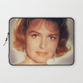 Donna Reed, Vintage Actress Laptop Sleeve