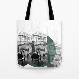 Cube 1 Tote Bag
