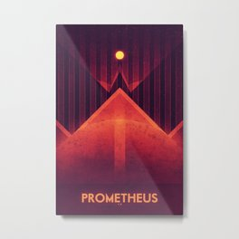 Io - Prometheus Metal Print