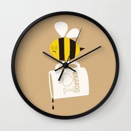 Need. Coffee. Now. Wall Clock