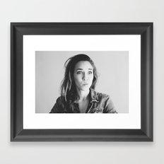 Crazy Love Framed Art Print