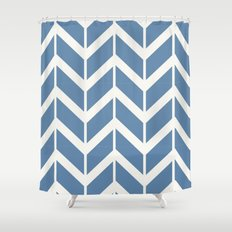 Dining in the Caymans Shower Curtain