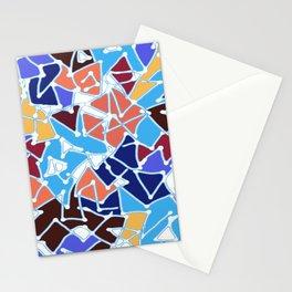 Mosaic Stationery Cards