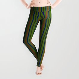 06DA106 | Pattern | Digital Art | Artist Amiee Leggings