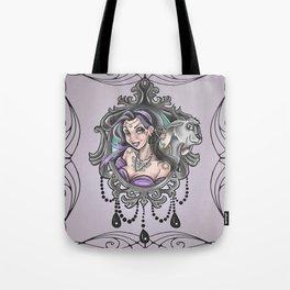 Esmeralda gipsy tattoo flash Tote Bag